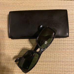 Ray-Ban 59mm Rectangle Sunglasses-52